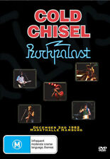 COLD CHISEL Rockpalast DVD BRAND NEW Live Hamburg 1982