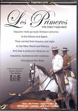 DVD-Vaquero Series-Vol 5 :Los Primeros-The First Vaqueros