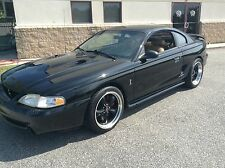 1998 Ford Mustang SVT Cobra Coupe 2-Door