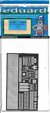 Eduard USS Enterprise CV-6 Photo Etch Details in 1/700 17 001 For Tamiya Kit ST