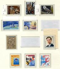 39878) LUXEMBOURG 1999 MNH** Yearset , 20v  (3 sets missing)