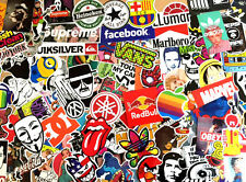 50 sticker bombe pack skateboard stunt scooter motorcoss bmw quad trials bike