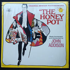 John Addison THE HONEY POT film soundtrack OST LP 1967 Rex Harrison Maggie Smith