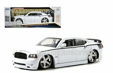 JADA 1/18 LOPRO 2006 DODGE CHARGER SRT-8 DIECAST MODEL CAR 96582WH
