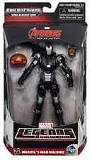 MARVEL LEGENDS AVENGERS SERIES FIGURE MARVEL'S WAR MACHINE BAF HULKBUSTER