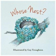Whose Nest? by Lynette Evans (2013, Picture Book)