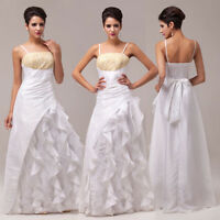 Womens Long Formal Evening Ball Gown Party Prom Banquet Pageant Bridesmaid Dress