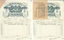 Dépt 34 - Clermont-l'Hérault - Superbe Propriétaires de Vignobles de 1908