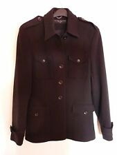 Lovely, smart Karen Millen coat / jacket black - size 12