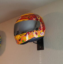 4 Motorcycle Helmet,Football helmet Hanger Wall Mount Display Racks