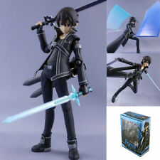 "Anime Sword Art Online SAO Kirito 13cm/5.2"" Action Figure Figurine New in Box"