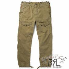 RRL Ralph Lauren 1940s US Military Flight Inspire Cotton Blend Cargo Pant-32W34L