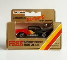 MATCHBOX MB 4 '57' CHEVROLET (100 years motoring) edition mint in box