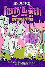The Invisible Fran (Franny K. Stein, Mad Scientist)-ExLibrary