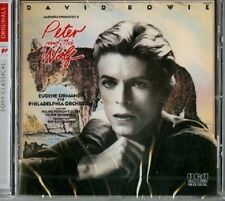 ORMANDY,EUGENE/BOWIE,DAVID - DAVID BOWIE NARRATES PETER AND THE WOLF CD NEW+