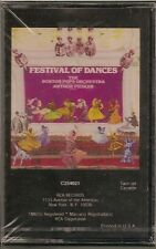 Boston Pops/Arthur Fiedler - A Festival of Dances (Cassette) NEW