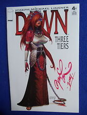 ~ LINSNER ~ DAWN THREE TIERS 4 ~ SIGNED! ~2004 ~~