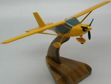 A-22 Foxbat Aeroprakt A22 Airplane Desk Wood Model Free Shipping Large New