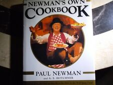 Newman's Own Cookbook by Paul Newman and A. E. Hotchner (1998, Hardcover)