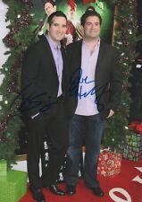 Jon Hurwitz & Hayden Schlossberg Autogramme signed 20x30 cm Bild