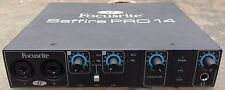 Focusrite Saffire PRO 14 Firewire Digital Recording Interface