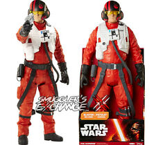 "POE DAMERON, Big Figs, Star Wars The Force Awakens, 18"" Inch Figure, NEW!"