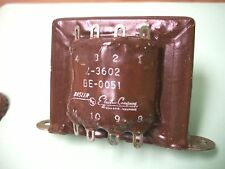Audio Frequency Transformer Z-3602 AT 1973 M7418 101MA5 5950006495948