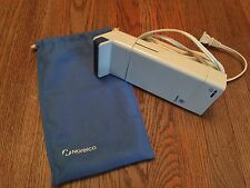 Norelco Hand Held Fabric Steamer Wrinkle Remover  & Travel Bag