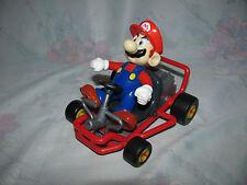 1999 Nintendo 64 Super Mario figure with kart N64 Toys Toy Biz