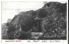 Reynards Cave, Dovedale PPC Bournemouth Poole Scout Jamboree PMK 1957 to Saxby