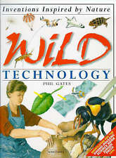 Wild Technology (Fun with Science),GOOD Book