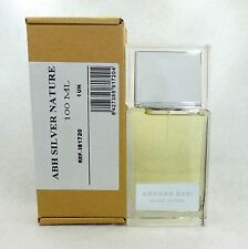 ARMAND BASI SILVER NATURE EAU DE TOILETTE SPRAY 100 ML/3.4 FL.OZ. (T)
