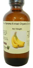 Banana Extract - Organic Compliant 4 oz by OliveNation