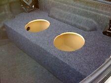 """Honda Del Sol Custom Sub Subwoofer Box Enclosure (2 12"""") - Concept Enclosures"""