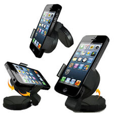Universal Mobile Phone PDA 360 Windscreen Suction Mount Holder Cradle Stand Car