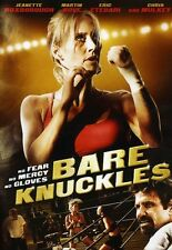 Bare Knuckles (2012, DVD NEUF) WS