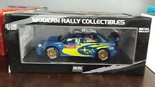 1/18 Subaru WRX STI 2007 by Sun Star. Diecast. NIB.  USA SELLER.