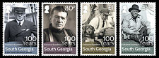 South Georgia 2016 Shackleton 100th Anniversary 4v set  MNH