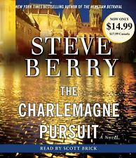 The Charlemagne Pursuit: A Novel Cotton Malone