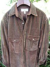 Mens Vintage Corduroy Cotton Jacket Made in Ireland Irish Jonathan Richard Small