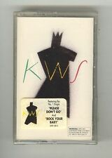 Please Don't Go by K.W.S., SEALED, NEW, Cassette, dance/pop, 1992 Next Plateau