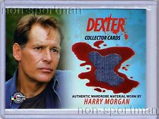 DEXTER COSTUME CARD DC13 HARRY MORGAN