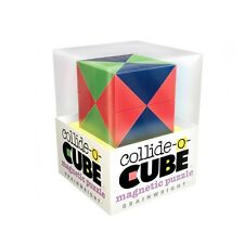 Collide O Cube Magnetic Puzzle Brain Teaser Mind Bender