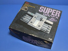 NEC PC-Engine SUPER GRAFX Console System Boxed Import Japan