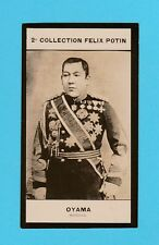 MILITARY  -  FELIX  POTIN  OF  FRANCE  -  MARSHAL  OYAMA  -  1908