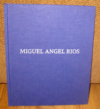 Miguel Angel Rio Artist Sculpture Maquettes Works on Paper Limited ED 1000 HC