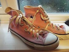 Converse All Star Shoes Boots Hi Tops UK 5 Europe 37.5 cm 24 in good condition