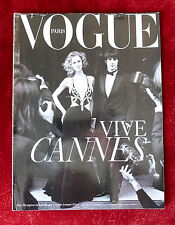 Vogue Paris Supplement ~ #857 May 2005 ~ Eva Herzigova by Demarchelier Cannes