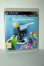 PLAYSTATION MOVE STARTER DISC USATO BUONO SONY PS3 ED ITALIANA PAL GD1 44947