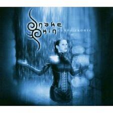 SNAKESKIN - CANTA TRONIC  CD  13 TRACKS INTERNATIONAL POP NEU